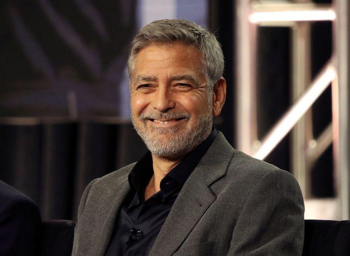 Een knipbeurt duurt bij George Clooney niet langer dan twee minuten.