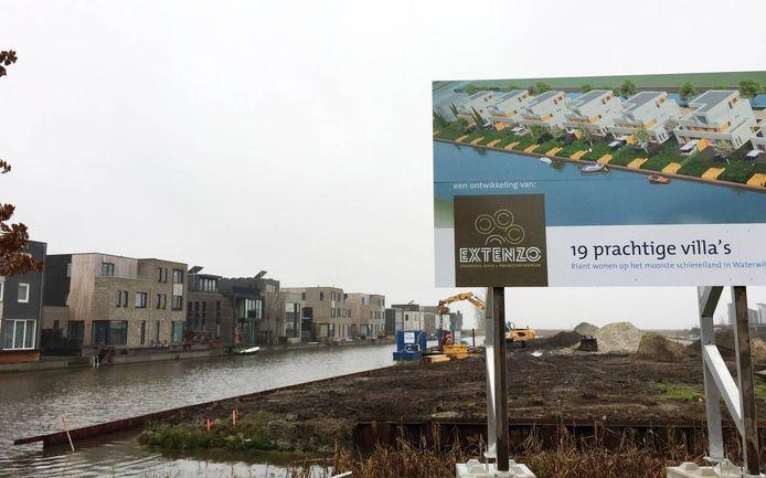 De bouwactiviteiten in Ter Borch doen de kassa op het gemeentehuis in Vries veelvuldig rinkelen