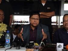 Oppositie Suriname verontrust over verloop stembusgang: 'Dozen met stembiljetten weggehaald'