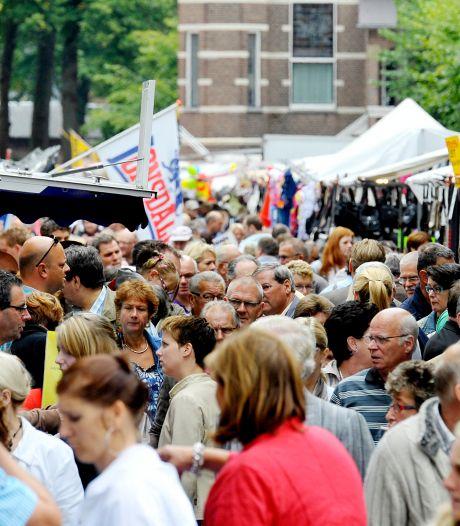 Jaarmarkten van Oisterwijk en Moergestel trotseren corona