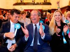 Brexit Party is grote winnaar in Groot-Brittannië