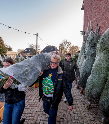Kerstboomverkoop van start, maar wat mag ie kosten?