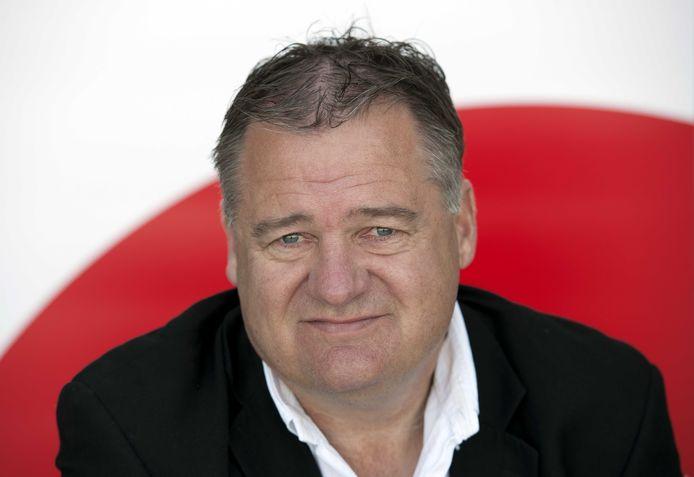 NOS-journalist Frank Snoeks.