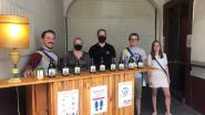 Studentenkring Sottegem steunt Zottegemse jeugd met verkoop van eigen biertje