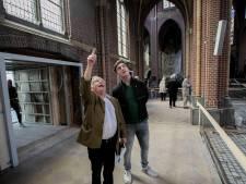 Open dag bij Domusdela: Een kapel vol schafttafels in Eindhoven