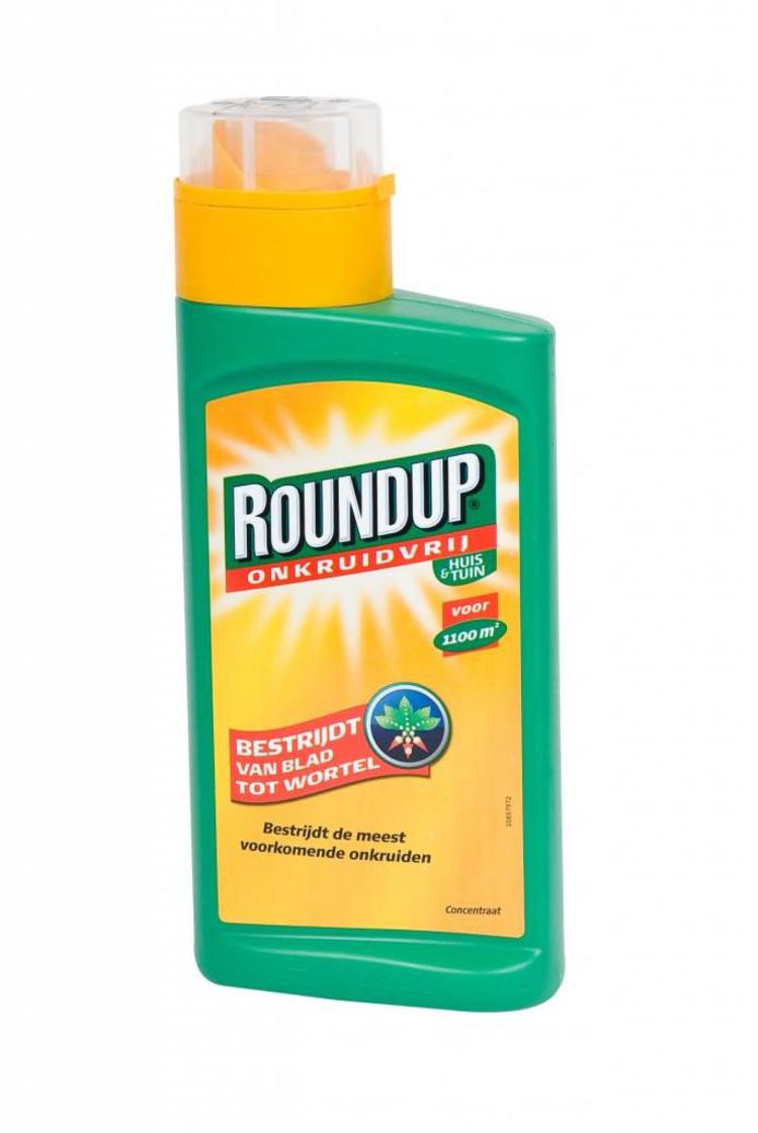 Roundup is inmiddels verboden
