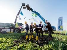 Windpark Zeewolde bouwt transformatorhuis waar ook zonneparken op kunnen