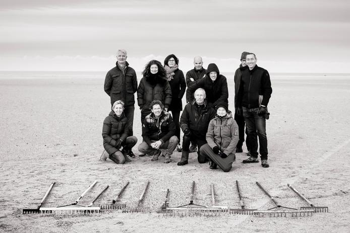 De makers van de protestoproep van Extinction Rebellion Zeeland