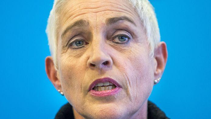 Wilma Mansveld was van 2012 tot 2015 staatssecretaris van Milieu en Infrastructuur
