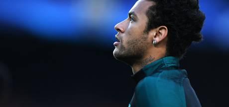 Barcelona definitief zonder Neymar in Clásico