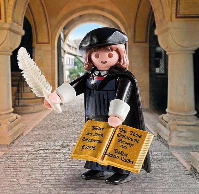 Duitsland maakt zich op voor de viering van de 500ste verjaardag van het protestantisme waarvan Maarten Luther de grondlegger was.