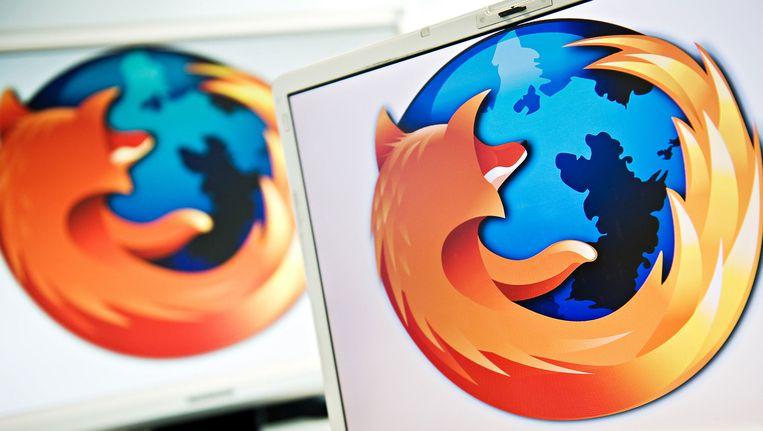 Firefox-logo Beeld anp