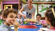 Ontbijt en ochtendgymnastiek in Sportbasisschool