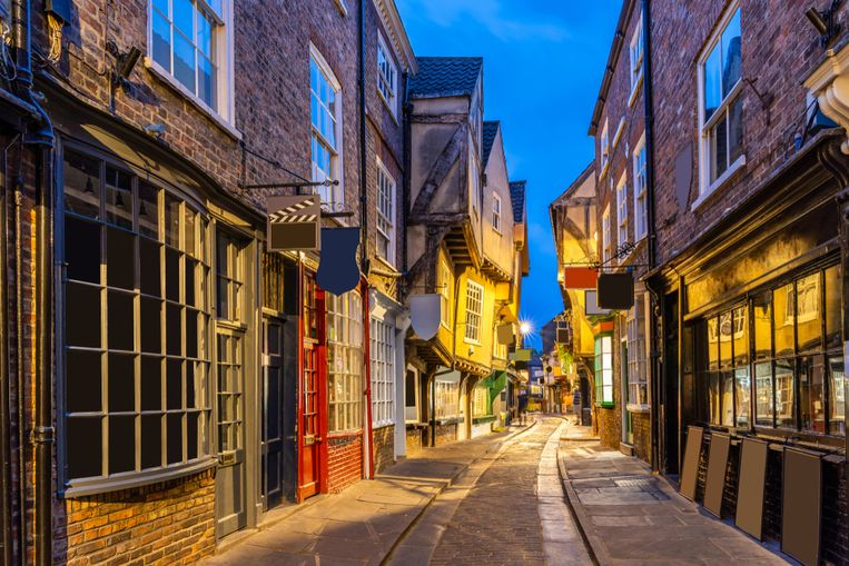 The Shambles, York, Engeland