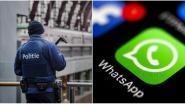Intern onderzoek Whatsappgroep draait rond zes politieagenten en twaalf leden veiligheidskorps