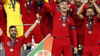 Ronaldo, prijzenpakker en... manager