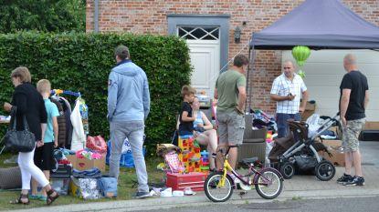 Nu zondag garageverkoop en rommelmarkt in de Voetbalwijk op Spoele