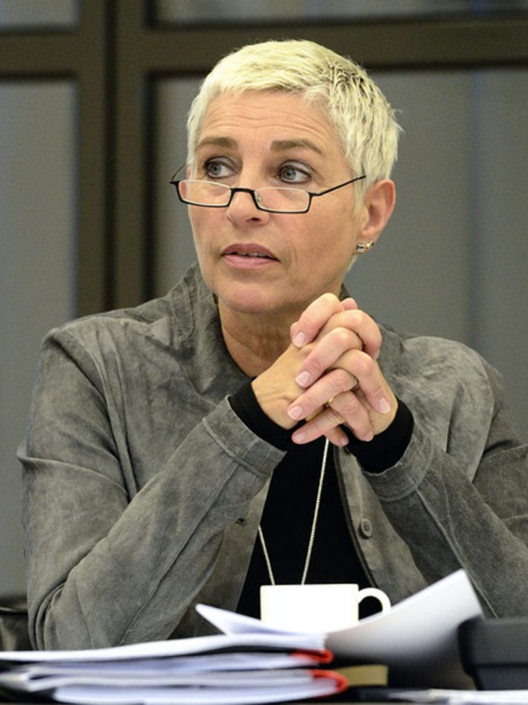 Staatssecretaris Wilma Mansveld van Milieu Beeld ANP