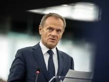 EU-baas Tusk: Verzoek brexituitstel serieus bekijken