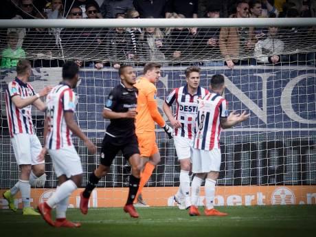 Kan Willem II in het eigen stadion ook vlammen?