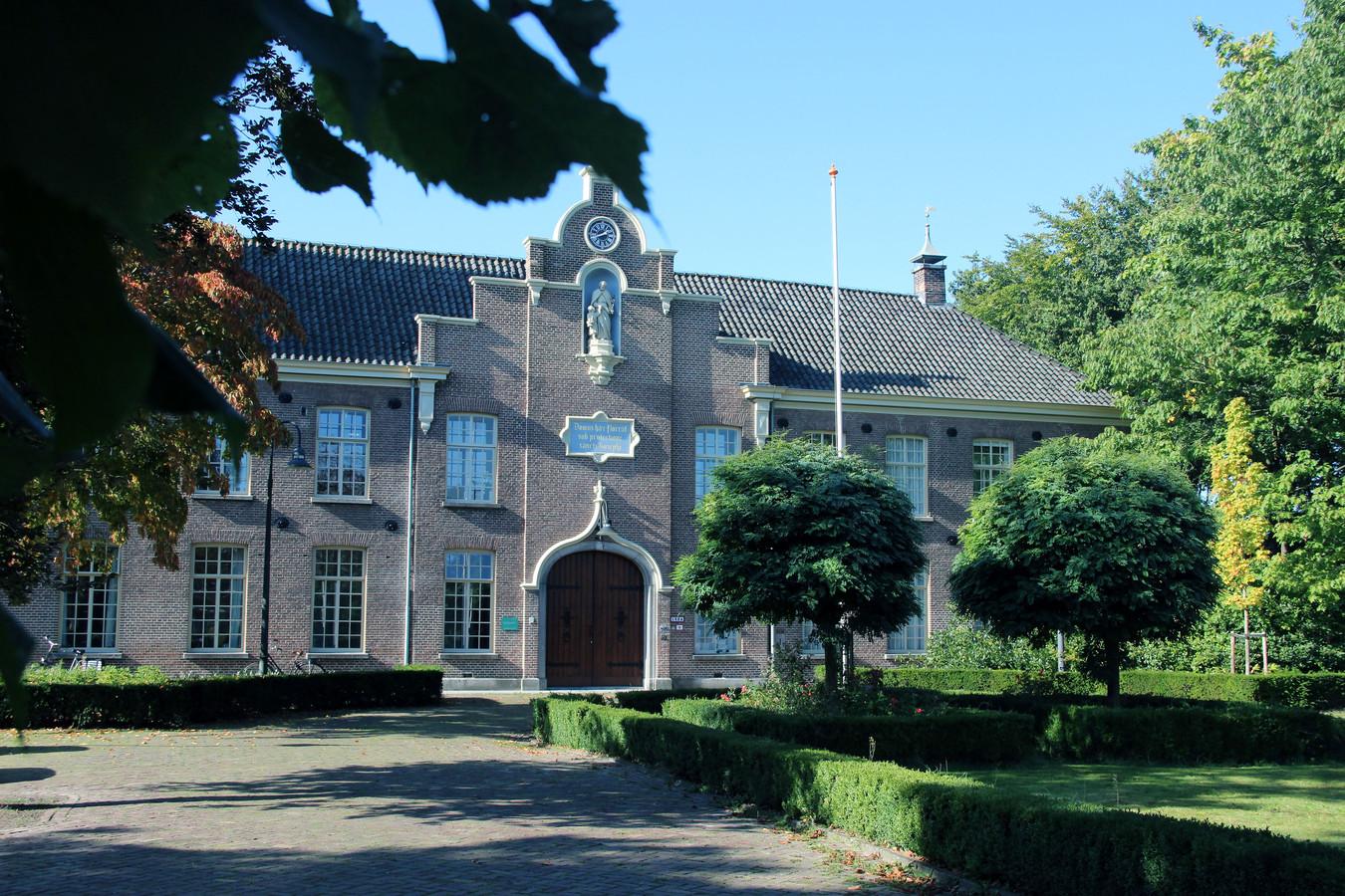 Het klooster aan het Withof in Etten-Leur.
