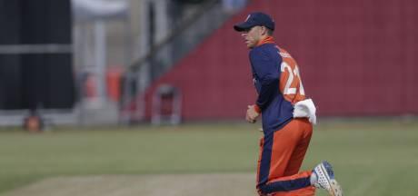 Tobias Visée gaat avontuur aan op internationaal cricketpodium: 'Een unieke kans'
