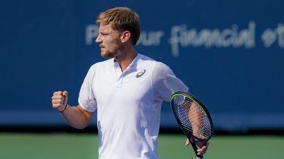"""Onze tennisexpert Dewulf ziet Goffin weer naar de top klimmen: """"Geniale timing"""""""