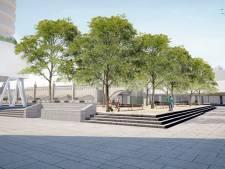Stad tilt Mediaplein op: groene oase in hart van Kievitwijk