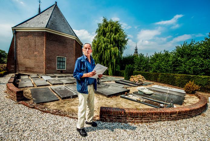 Henk Rattink: ,,Dankzij baron Johan de Bruyn van Buytewech werd Nieuwkoop een volwaardig dorp.''