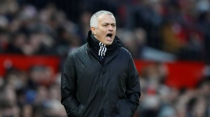 Mourinho (55) niet langer trainer van Manchester United