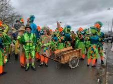 Carnaval in beeld (maandag)