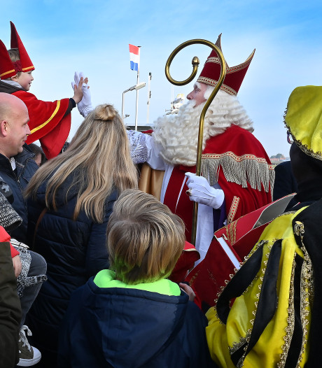 Heerlijk ouderwets dagje Sinterklaas in Vierlingsbeek