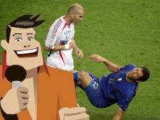 Quiz | Waarom deelde Zidane in WK-finale van 2006 een kopstoot uit aan Materazzi?