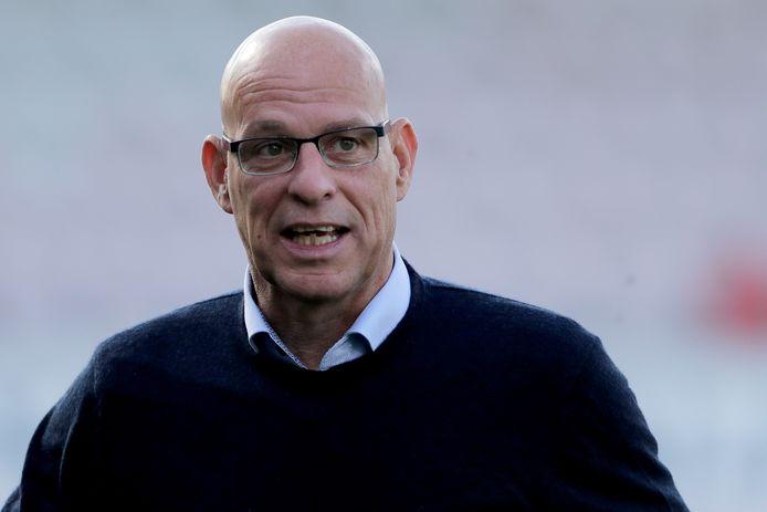 TOP Oss-trainer Klaas Wels.