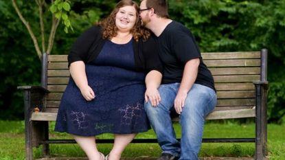 Lexi (27) woog begin vorig jaar nog 220 kilogram. Met twee simpele regels ging er 137 kilogram af en ze is nog amper te herkennen