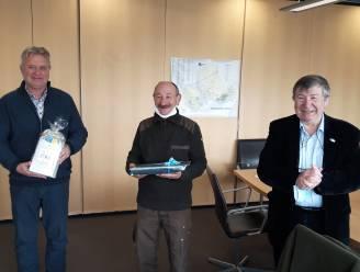 Gemeente neemt afscheid van rattenvanger Jean-Pierre Van Caeckenbergh