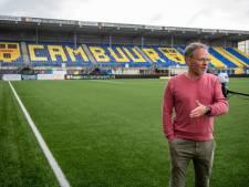 Cambuur-trainer De Jong over afgelaste wedstrijd: 'Alle begrip, het is ernstig bij NAC'