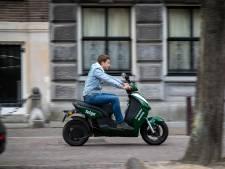 Run op elektrische scooters: verkoop verdrievoudigd