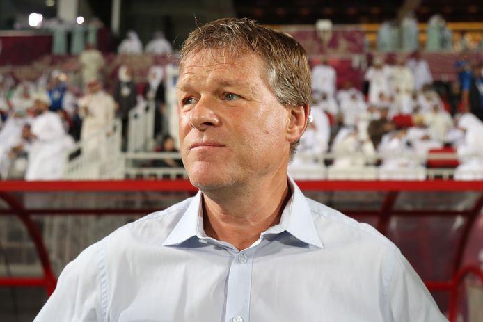 Erwin Koeman moet vrijdag in een ziekenhuis in Eindhoven een hartoperatie ondergaan.