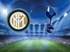 LIVE | Spurs met Vorm onder de lat op bezoek bij Inter
