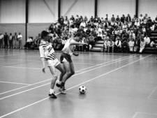 De tijden van weleer bij het Brabantse zaalvoetbal lijken vervlogen