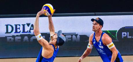 Beachduo Brouwer/Meeuwsen in finale Mexico