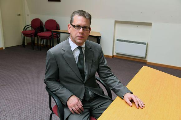 Voormalig burgemeester van Oud-Heverlee, Alexander Binon.