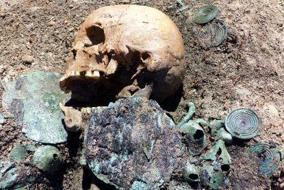Niks knusse oertijd: eerste boeren hadden mogelijk importbruiden en slaven