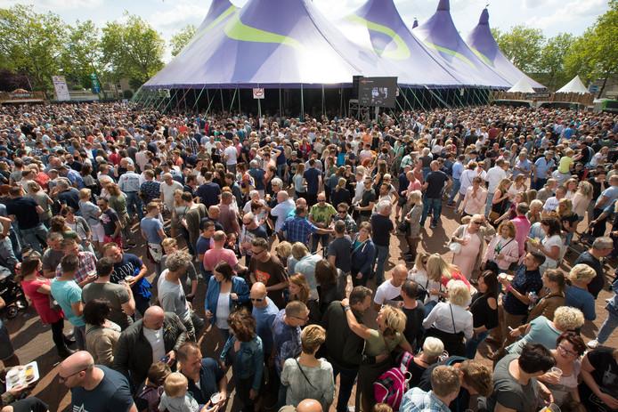 Ribs & Blues in Raalte: een van de jaarlijkse succesnummers in Overijssel.