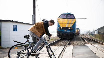 VIDEO. 'Thuis' en Infrabel strijden samen tegen spoorlopen