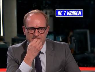 """Ben Weyts: """"Bart heeft me twee keer gevraagd Theo Francken te ontslaan, ik heb dat twee keer genegeerd"""""""
