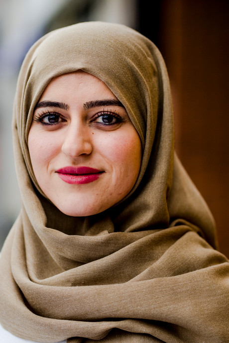 Rotterdamse agente: Mijn hoofddoek hoort bij mij