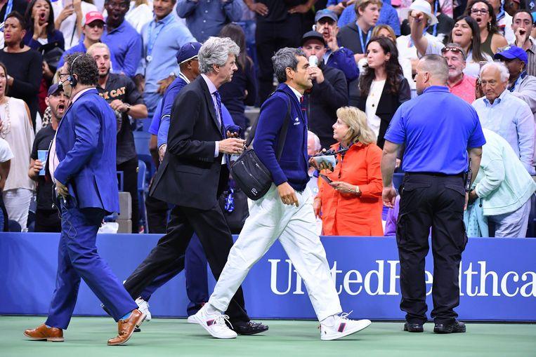 Carlos Ramos zal de US Open-finale 2018 nooit vergeten.
