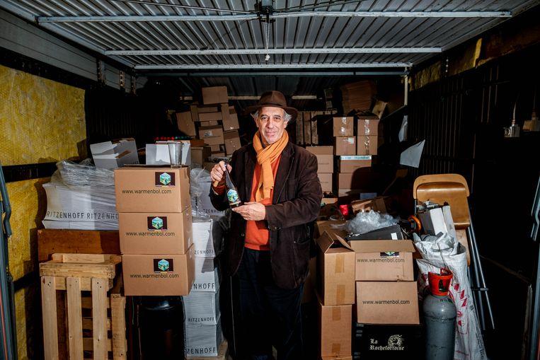 Brouwer-architect Paul Warmenbol is op zoek naar een pand waar hij zelf een brouwerij kan starten